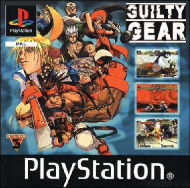 Guilty Gear Playstation.