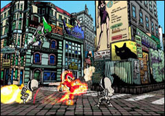 VIEWTIFUL JOE en action.