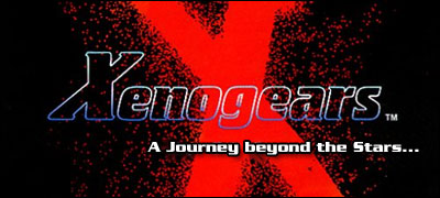 Xenogears - A Journey beyond the Stars.